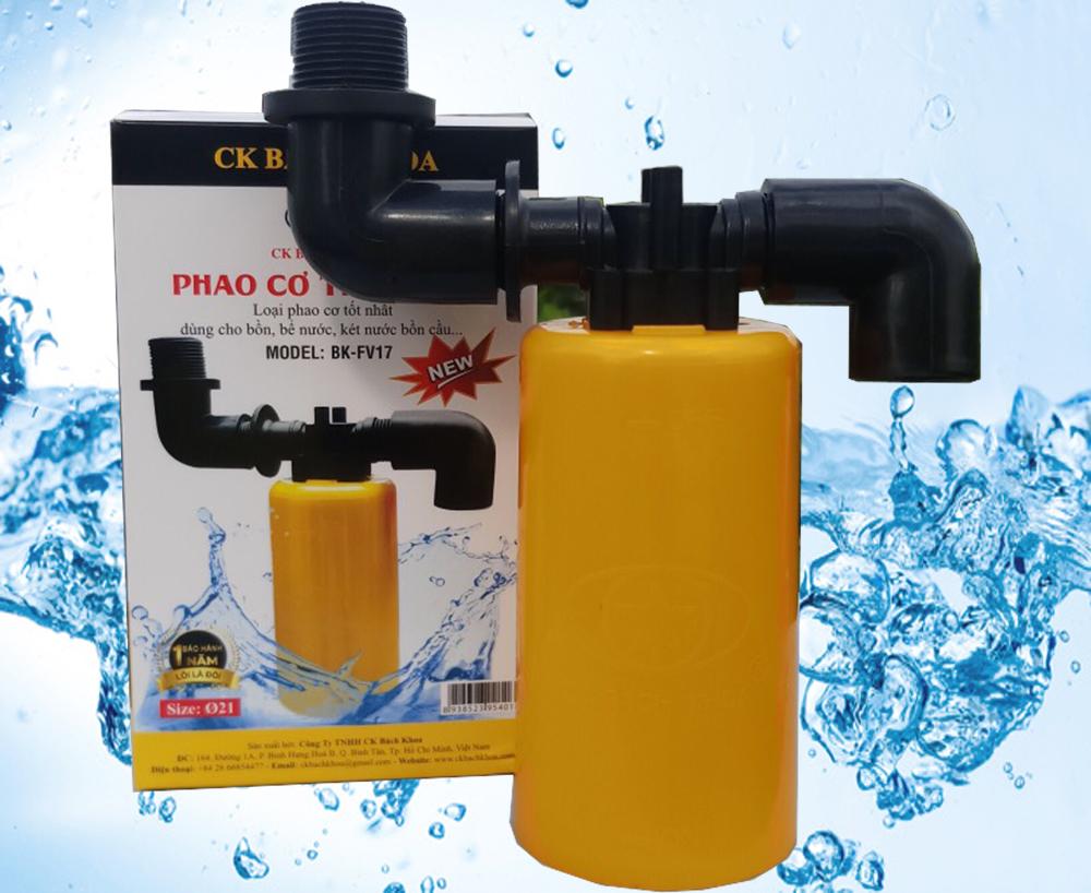 Chọn loại phao cơ máy lọc nước nào tốt nhất?