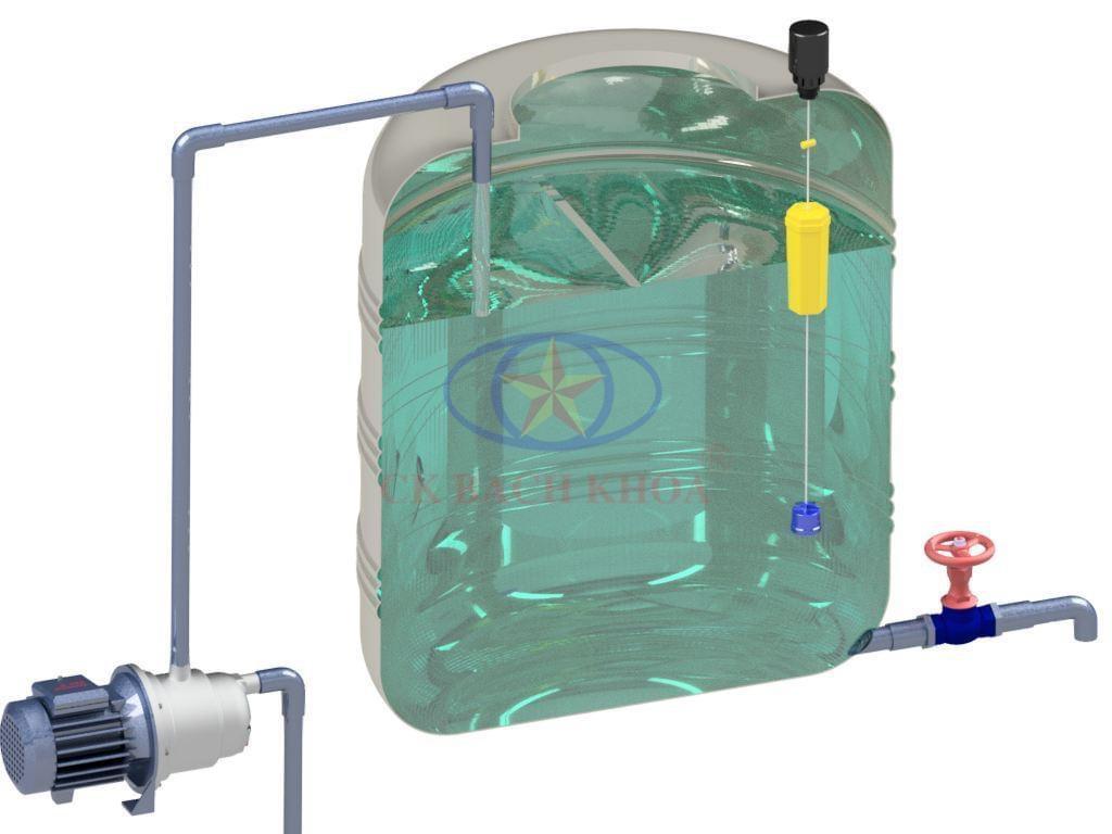 Phao cơ nào tốt nhất trong hiệu quả chống tràn nước vượt trội?