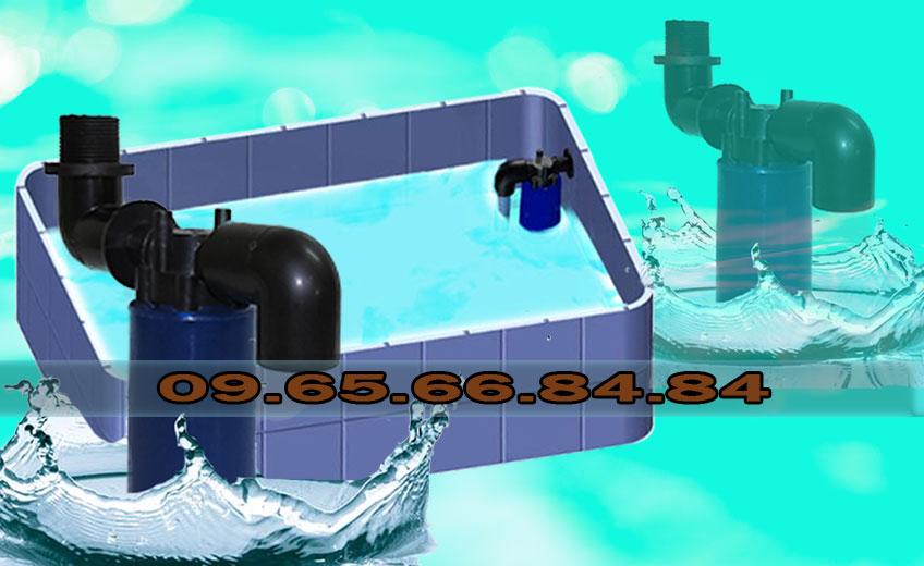 Phao cơ ngắt nước tự động